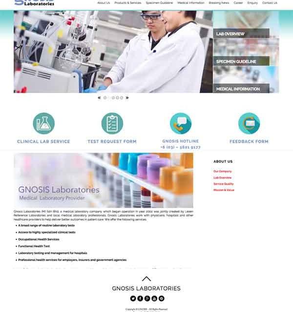 Gnosis Healthcare Lab