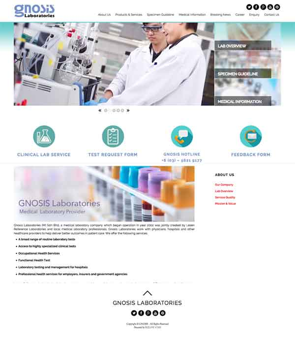 Gnosis Healthcare Lab
