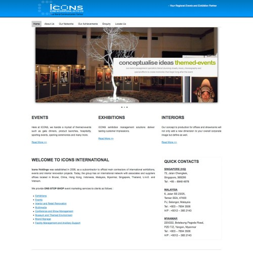 Icons World International
