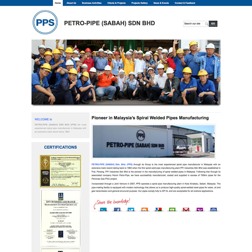 Petro Pipe Sabah (PPS)