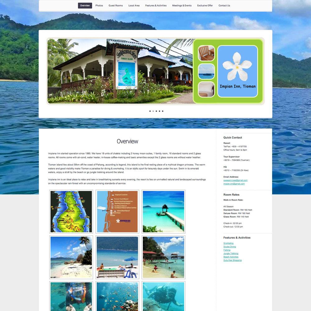 Impiana Resort